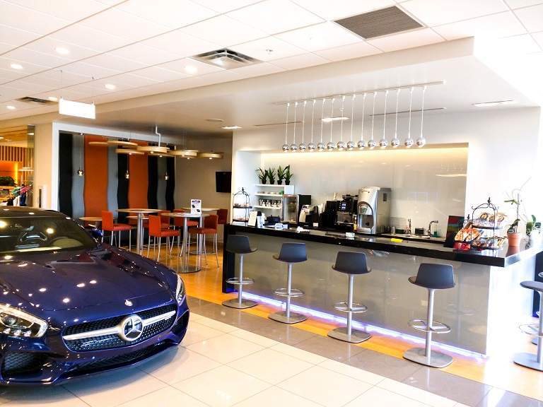 About mercedes benz of scottsdale a scottsdale az dealership for Mercedes benz north scottsdale
