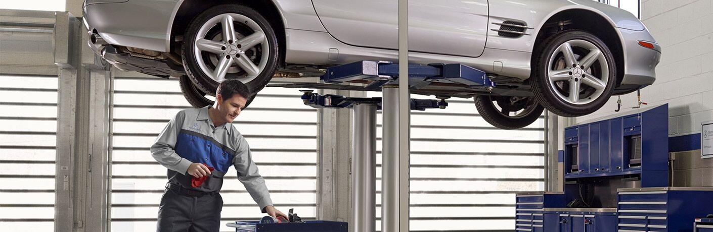 Mercedes-Benz Alignment Scottsdale AZ