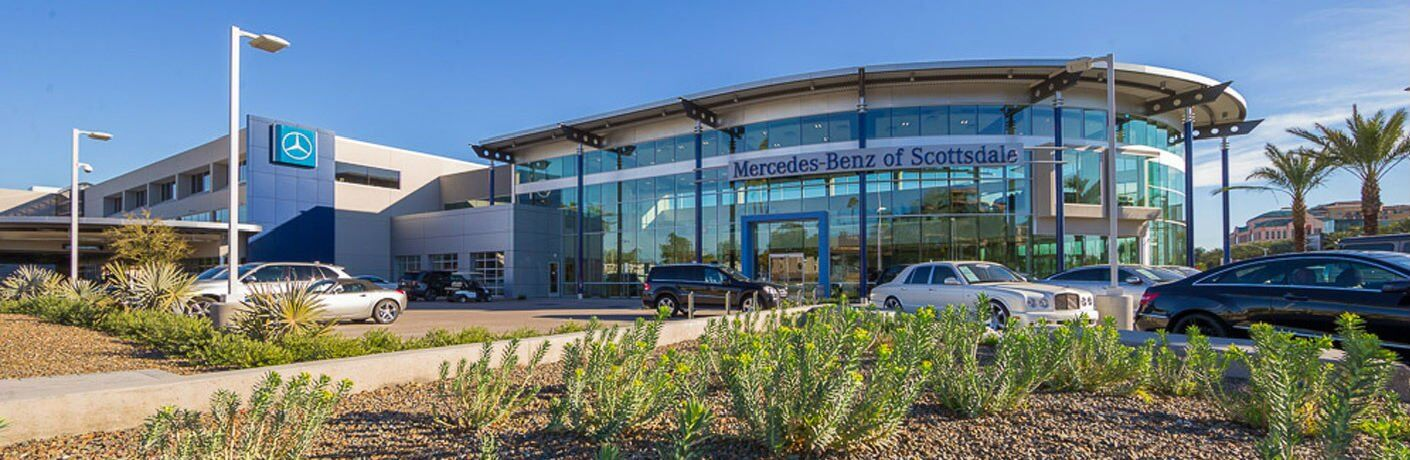 Why buy from Mercedes-Benz of Scottsdale?