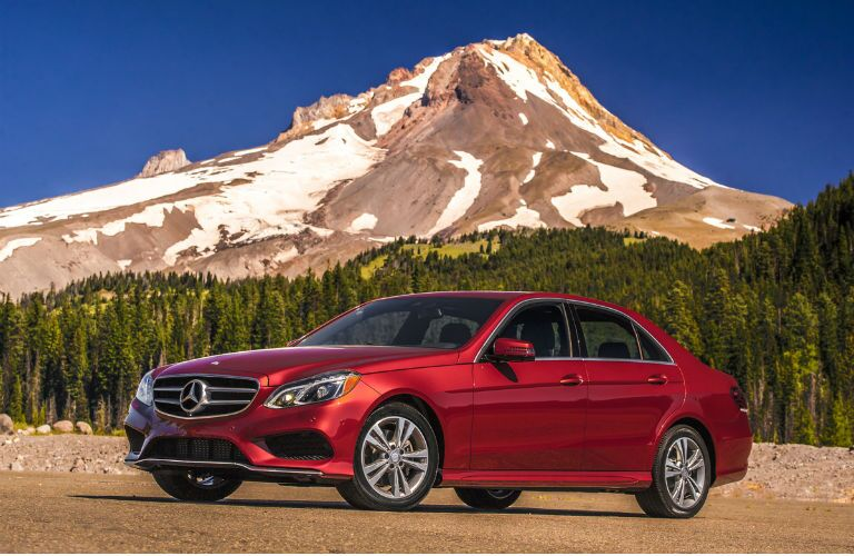 2014 Mercedes-Benz C250 BlueTEC Sedan