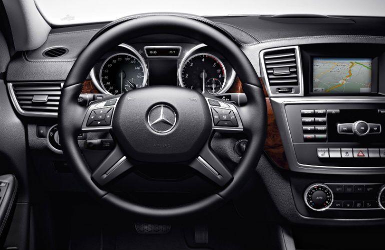 2015 Mercedes-Benz GL-Class Phoenix AZ Black Leather