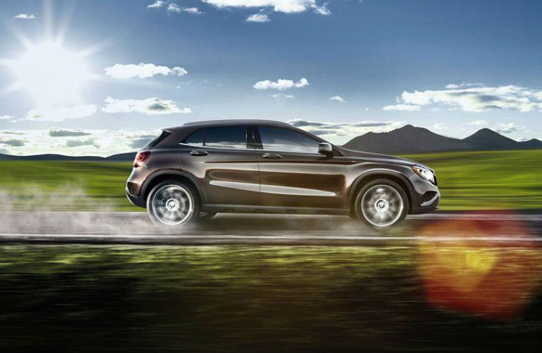 2017 Mercedes-Benz GLA New Rims
