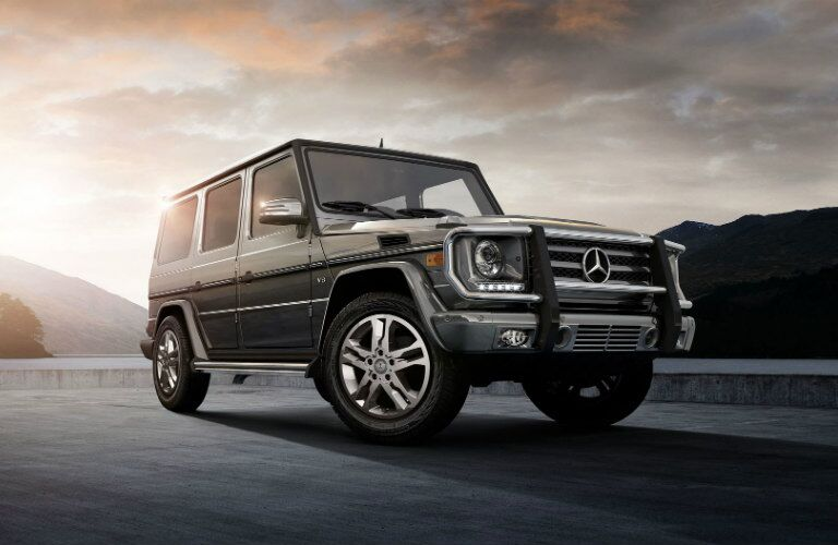 2016 Mercedes-Benz G-Class Exterior