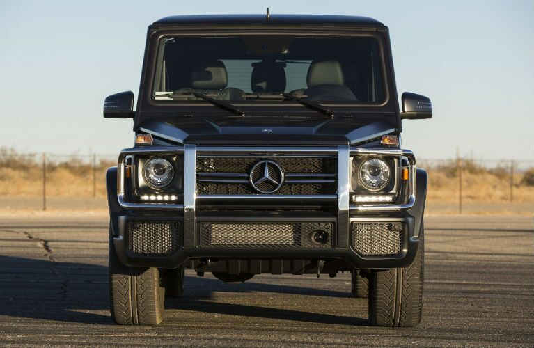 2015 G-Class Grille