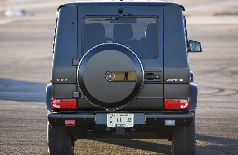 G63 Rear Bumper