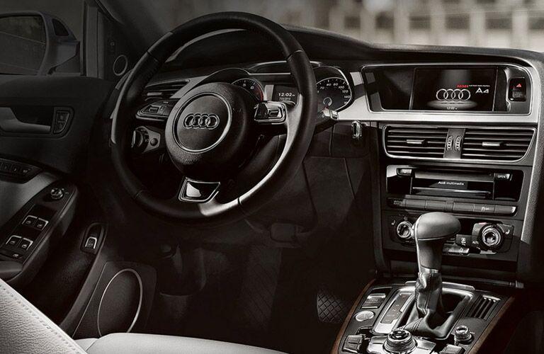 2016 Audi A4 Premium Leather Interior