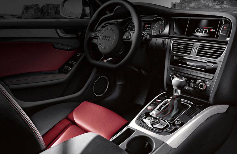 2017 Audi S4 Premium Plus Interior