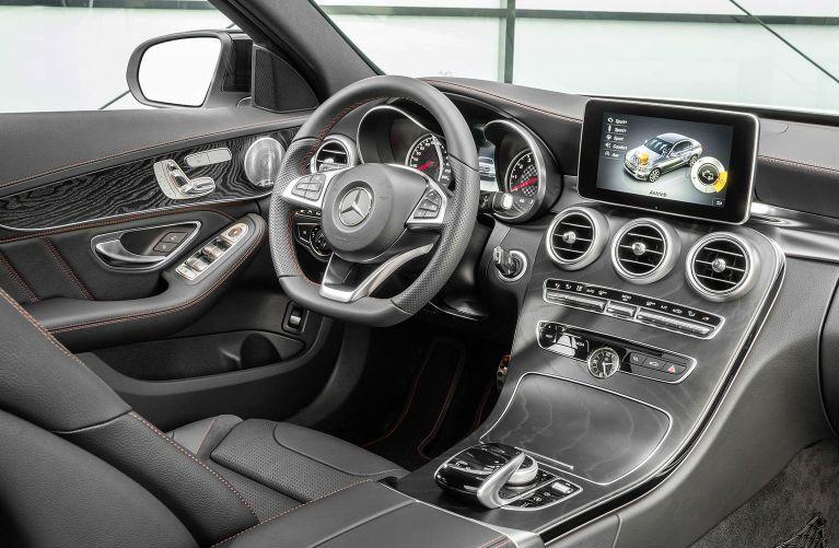 2016 Mercedes-Benz C450 AMG Interior Phoenix AZ
