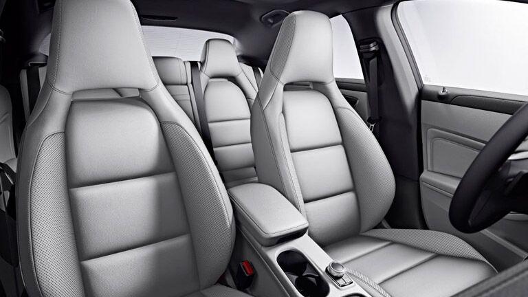 2016 Mercedes-Benz CLA250 Interior