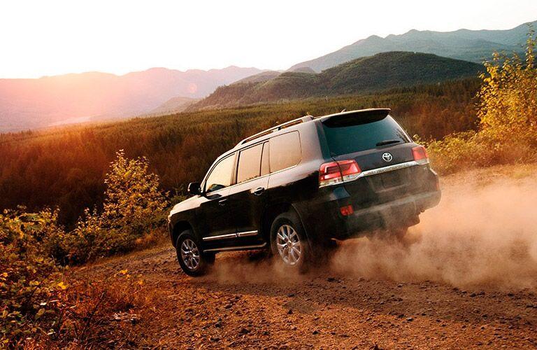 Toyota Land Cruiser Off-Road