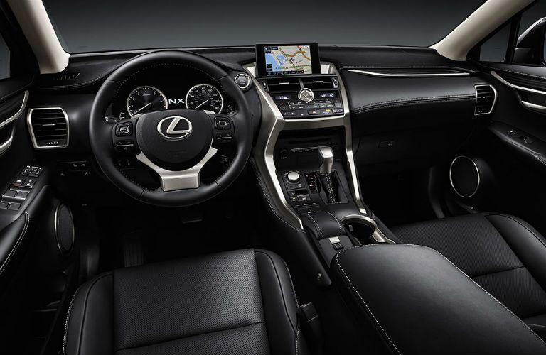 2016 Lexus NX SUV Steering Wheel