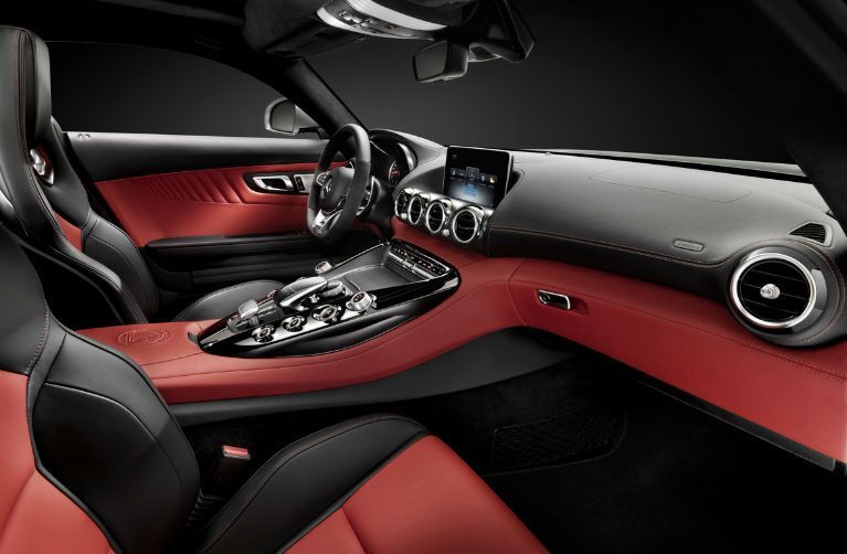 2016 Mercedes-AMG GT S COMAND NAVIGATION PAD