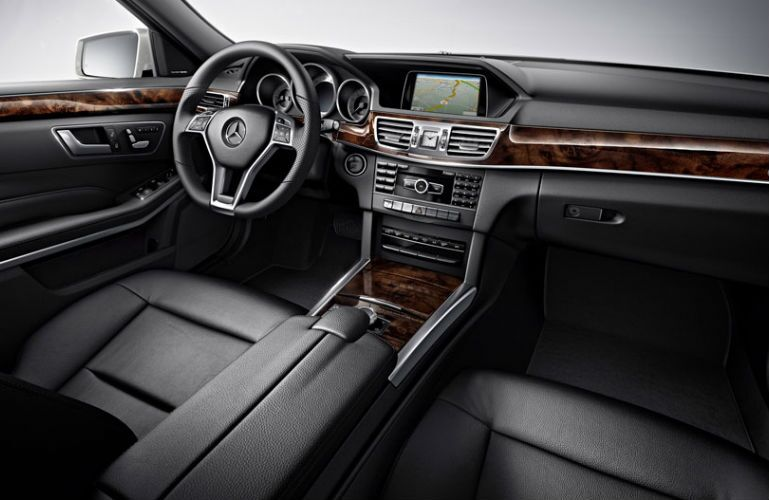 2016 Mercedes-Benz E400 4MATIC Interior
