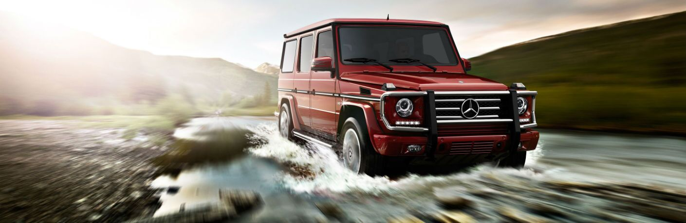 2016 Mercedes-Benz G-Class Phoenix AZ