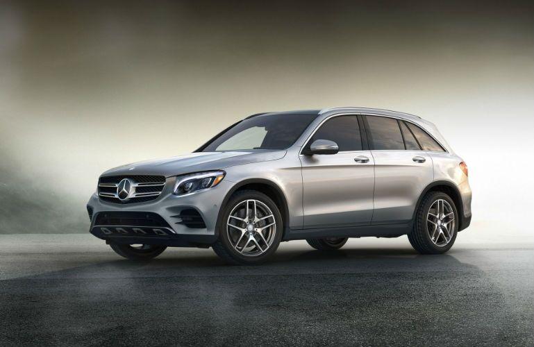 2016 Mercedes-Benz GLC Rims