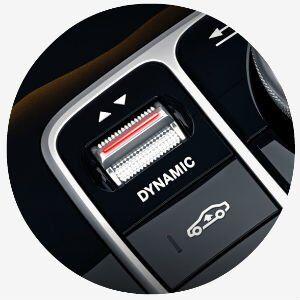 Dynamic Select E-Class Wagon
