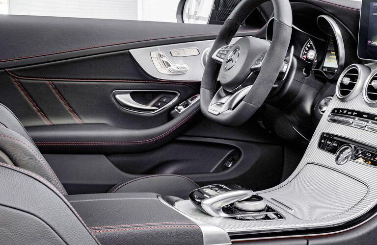 2017 Mercedes-AMG C43 Coupe Interior