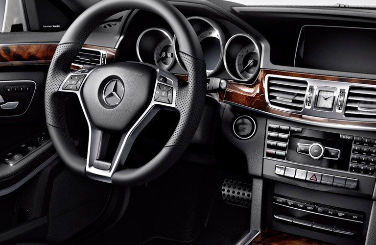 2017 Mercedes-Benz E-Class Wagon interior