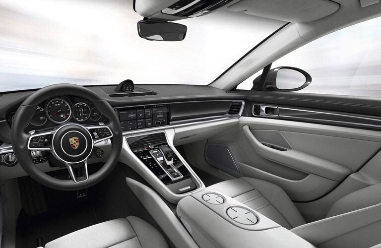 2017 Porsche Panamera GTS Interior