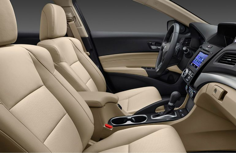2017 Acura ILX Back Rests
