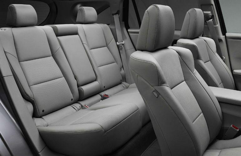 2017 Acura RDX Standard Gray Interior