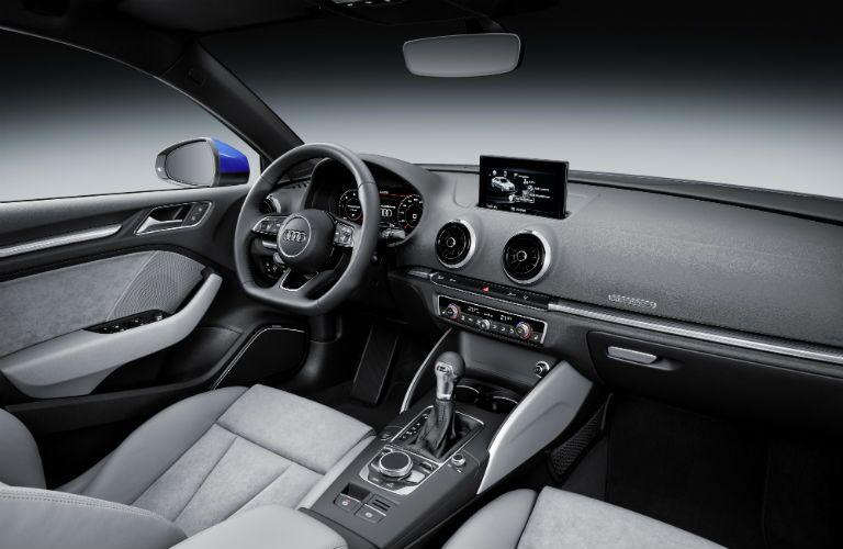 2017 Audi A3 Premium Sedan Infotainment Screen
