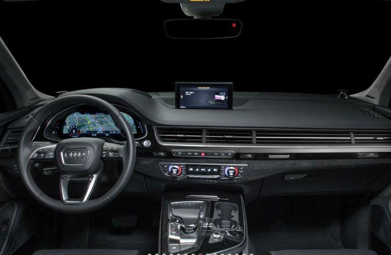 2017 Audi Q7 Steering Wheel_o