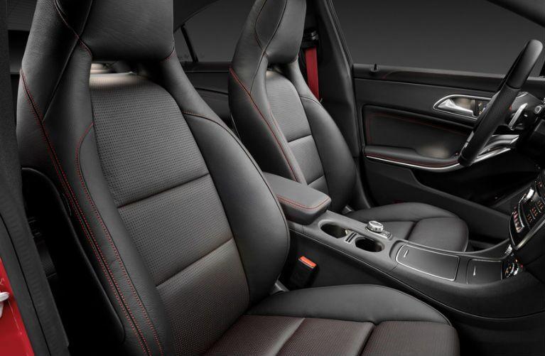 Mercedes-AMG CLA45 Back Rests