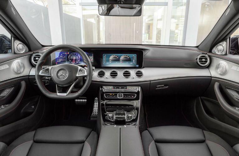 2017 Mercedes-Benz E-Class Digital Instrument Cluster