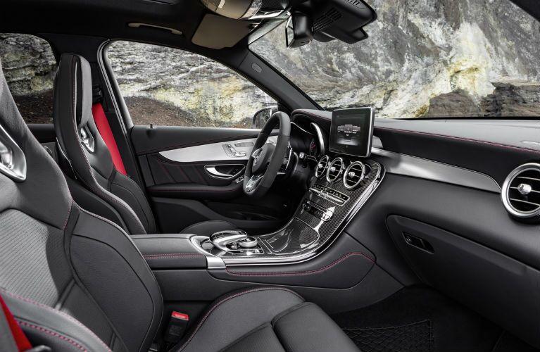 2017 Mercedes-AMG C43 Front Seats