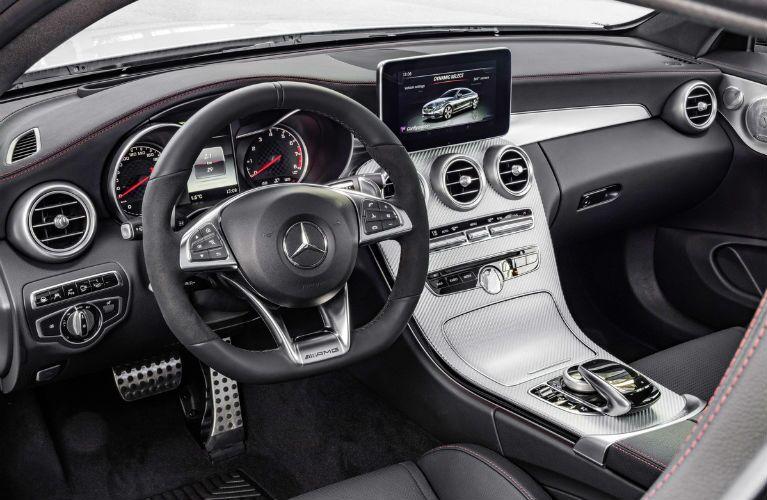 2017 Mercedes-Benz C-Class Instrument Cluster