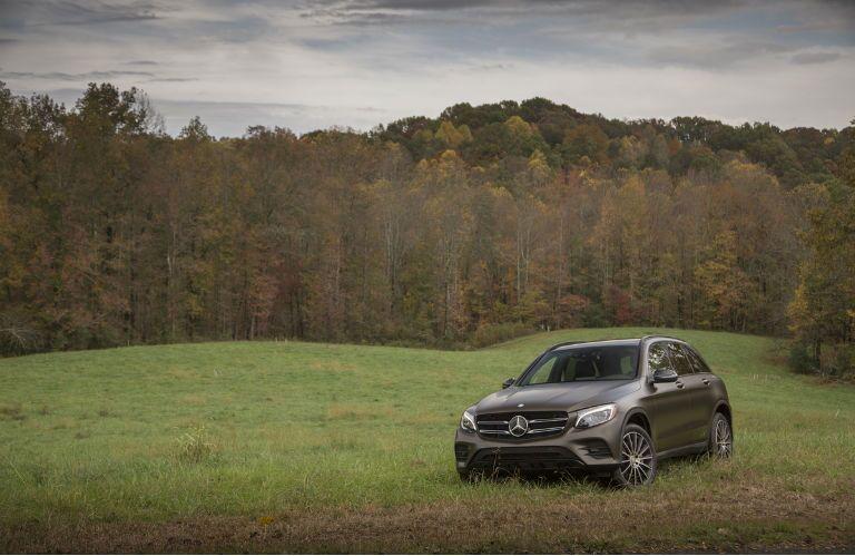 2017 Mercedes-Benz GLC Rims