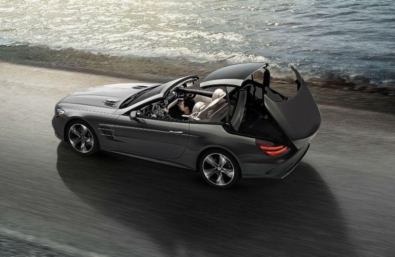 2017 Mercedes-Benz SL-Class Automatic Hard Top