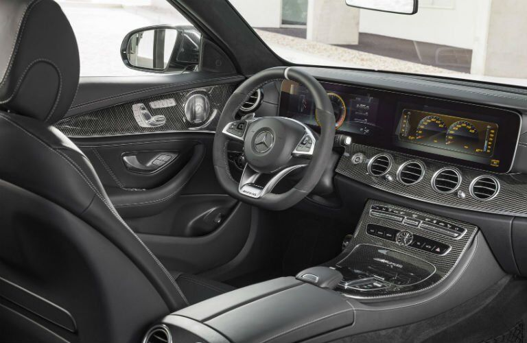 2018 Mercedes-AMG E-Class wagon interior