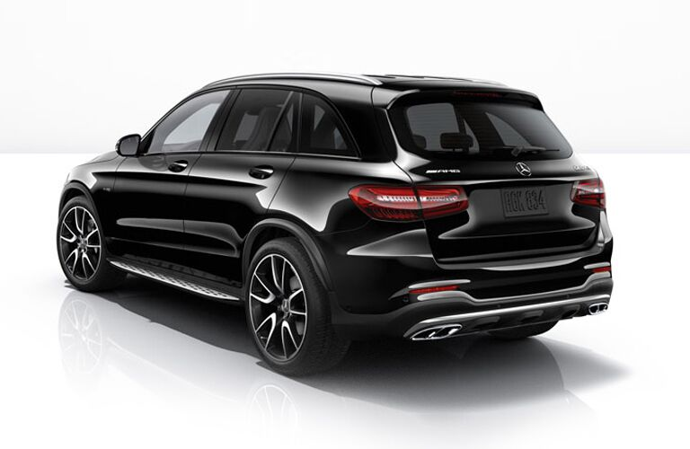 2019 MB AMG GLE 63 exterior back fascia and drivers side