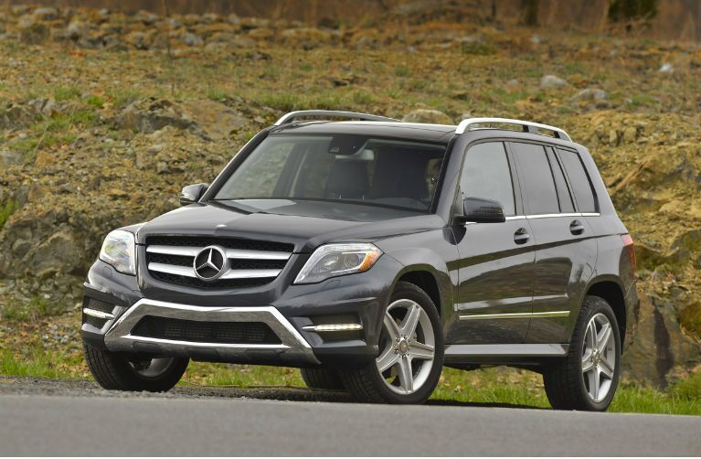 2015 Mercedes-Benz GLK 300 4MATIC