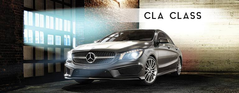 New Mercedes-Benz CLA For Sale