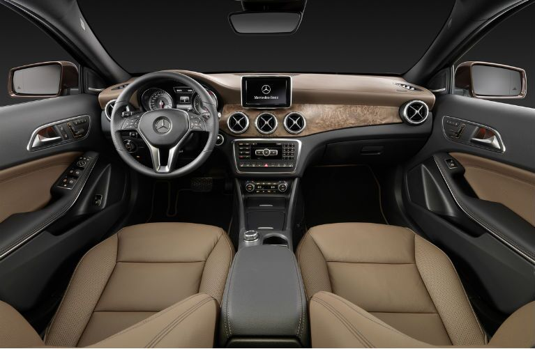 Beige Leather Interior