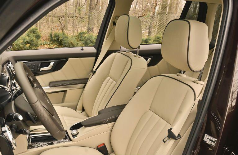 2015 Mercedes-Benz GLK350 4MATIC Interior