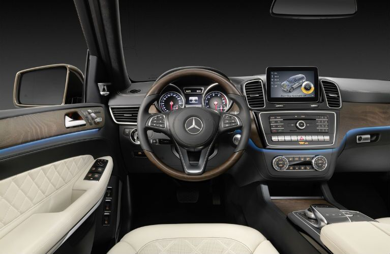 DYNAMIC SELECT driving modes GLS-Class