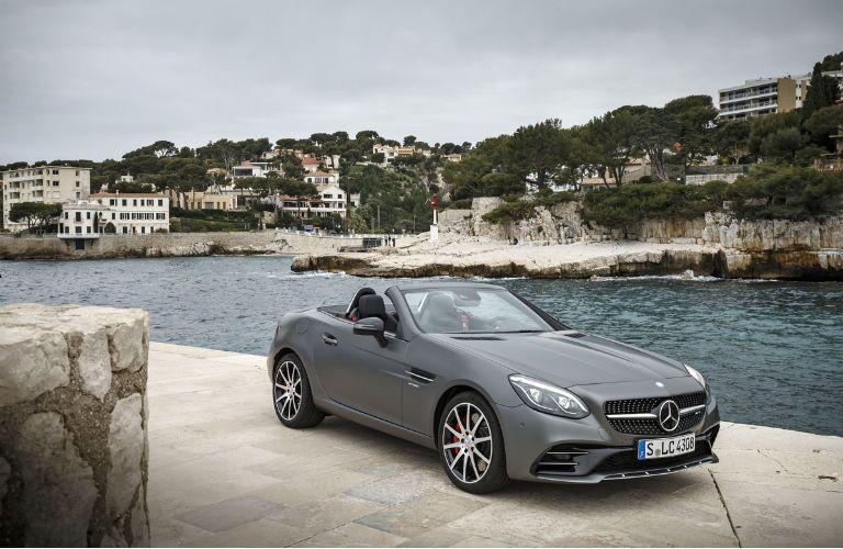 Mercedes-Benz SLC Comparisons