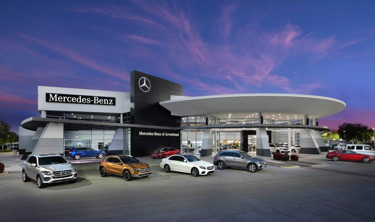Mercedes Benz Of Arrowhead
