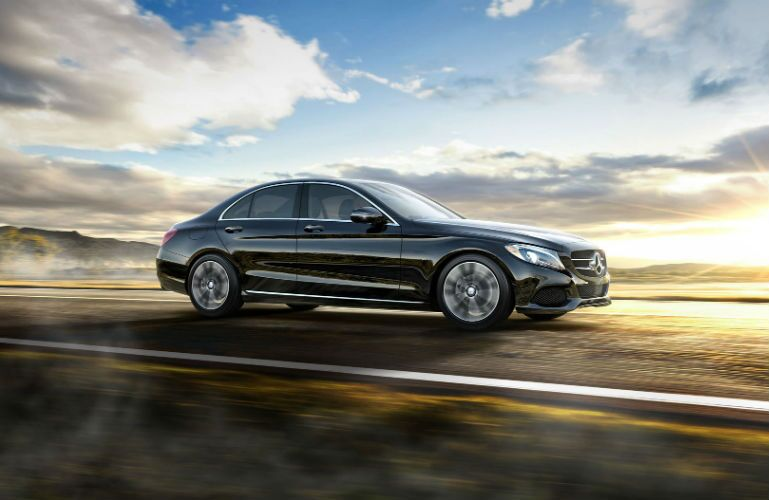 Mercedes-Benz C-Class Tax Exemption