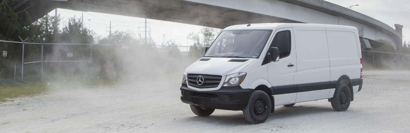 Mercedes-Benz Commercial Van Center Phoenix AZ