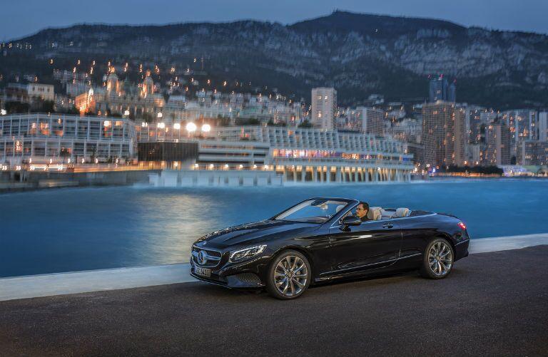Mercedes-Benz S-Class Comparisons