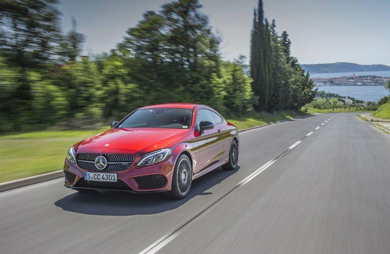 Mercedes-Benz C-Class Comparison