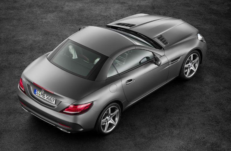 2017 Mercedes-Benz SLC300 Hard Top Convertible