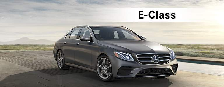 Mercedes-Benz E-Class model information