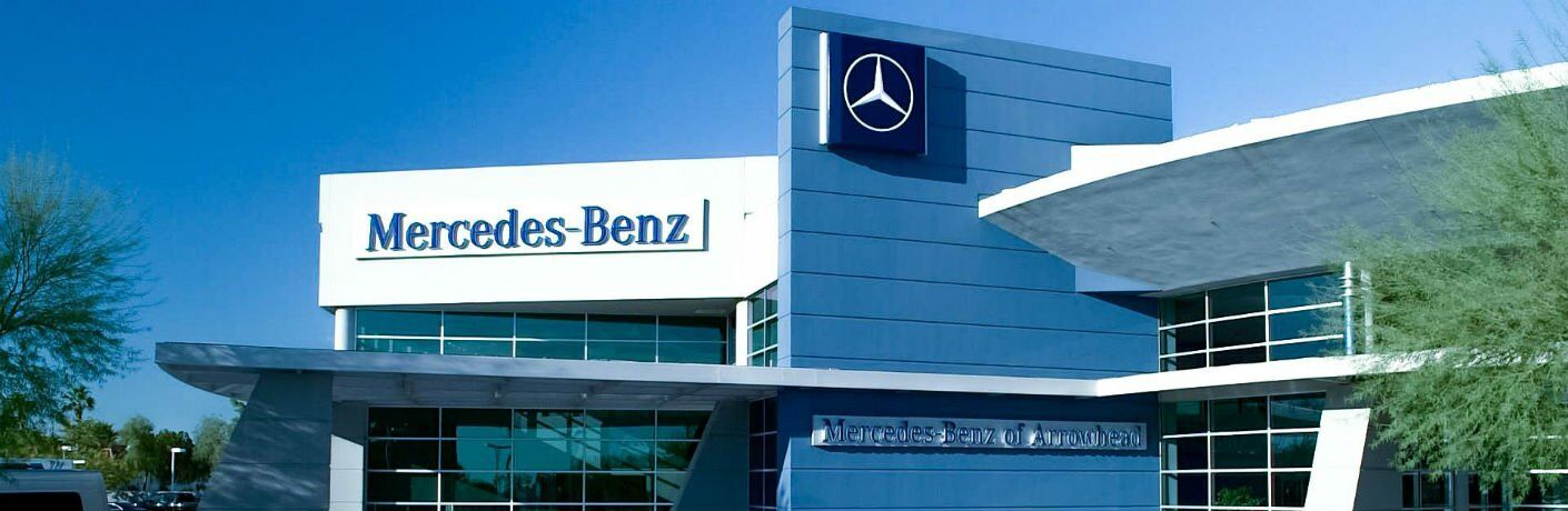 Why shop at Mercedes-Benz of Arrowhead?