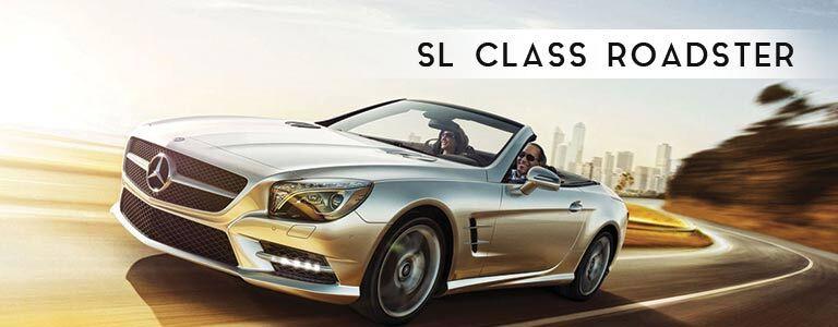 New Mercedes-Benz SL-Class Roadster